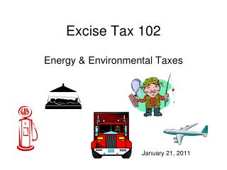 Excise Tax 102