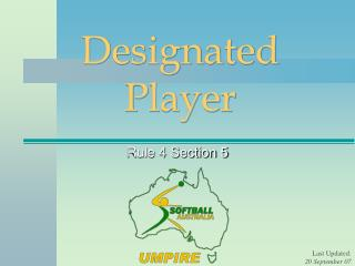 Designated Player