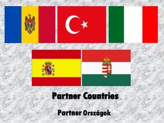 Partner Országok