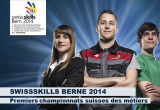 SwissSkills BernE  2014
