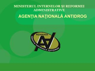 AGENTIA NATIONALA ANTIDROG