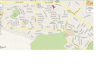 Garage Sale Flyer Maps 2013