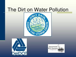 The Dirt on Water Pollution