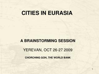 Cities in Eurasia