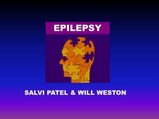 SALVI PATEL & WILL WESTON