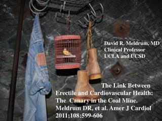 David R. Meldrum, MD Clinical Professor UCLA and UCSD