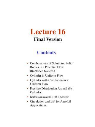 Lecture 16 Final Version
