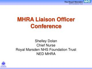 MHRA Liaison Officer Conference