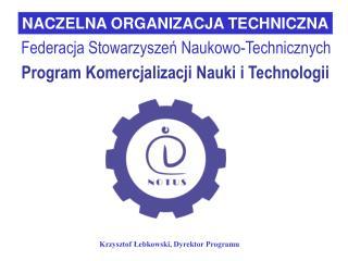 Program Komercjalizacji Nauki i Technologii