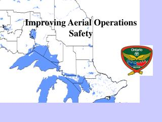 Improving Aerial Operations Safety