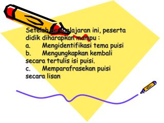 KD.12. Membuat parafrasa dari teks tertulis