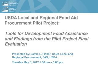 Goal of Development  Food Assistance
