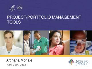 Project/Portfolio Management Tools