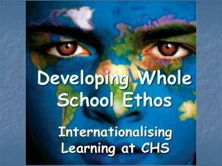 Developing Whole School Ethos