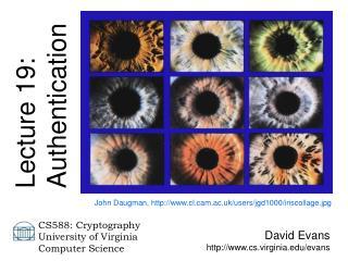 David Evans cs.virginia/evans