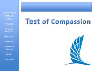 Test  of Compassion