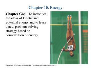 Chapter 10. Energy