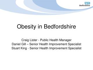 Obesity in Bedfordshire