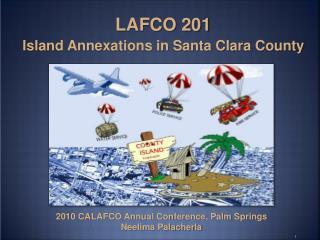 LAFCO 201  Island Annexations in Santa Clara County