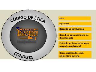 C�DIGO DE �TICA