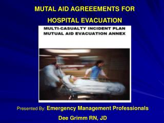 HOSPITAL EVACUATION EXERCISE