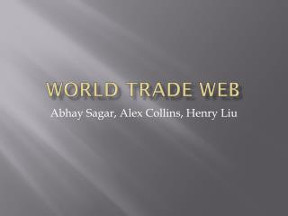 World TRADE WEB