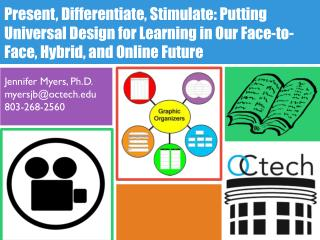 Jennifer Myers, Ph.D. myersjb@octech 803-268-2560