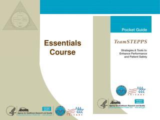 Essentials Course