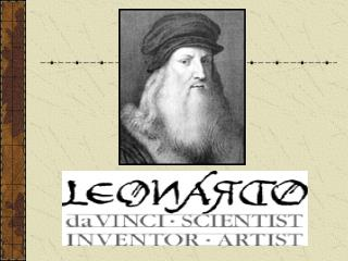 Leonardo da Vinci was born on April 15, 1452 in Vinci, Italy.