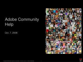 Adobe Community Help