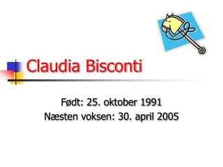Claudia Bisconti