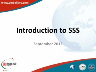 Introduction to SSS