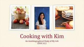 Cooking with Kim