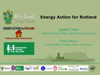 Energy Action for Rutland