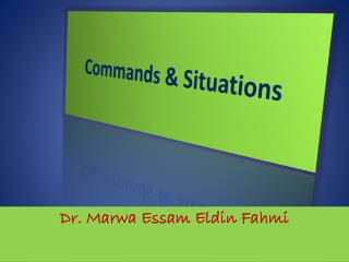 Commands & Situations