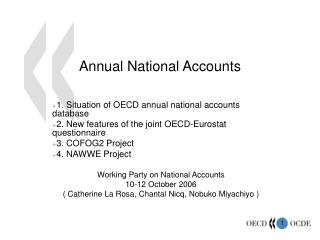 Annual National Accounts