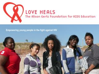 Empowering young people in the fight against HIV