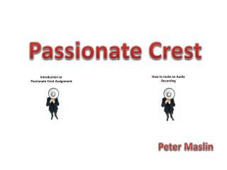 Passionate Crest