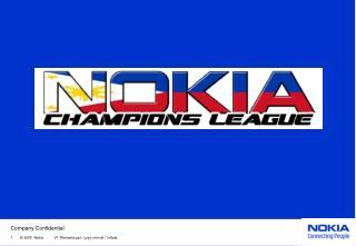 Nokia Champion�s League