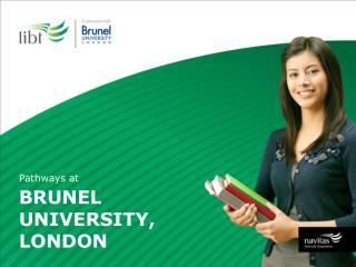 Brunel  universITy ,  london