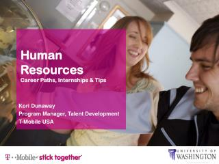 Human Resources Career Paths, Internships & Tips