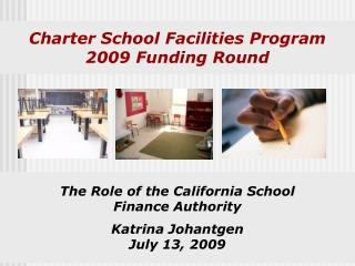 Charter School Facilities Program Overview