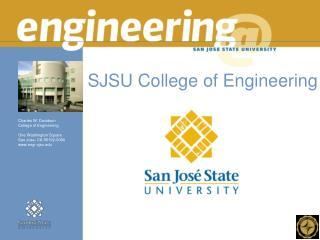 SJSU College of Engineering