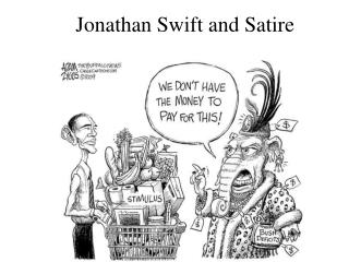 Jonathan Swift and Satire