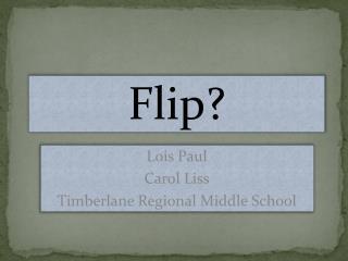 Flip ?