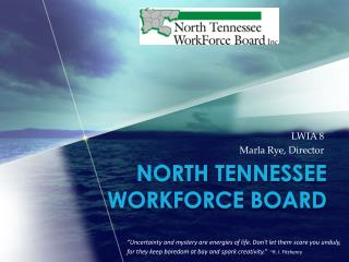 North Tennessee Workforce Board