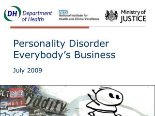 Personality Disorder Everybody s Business