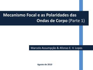 Mecanismos Focais no Nordeste do Brasil