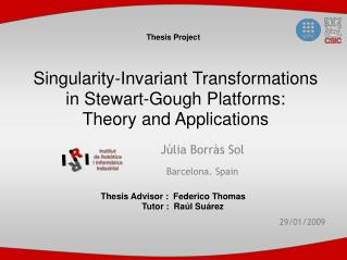 Singularity-Invariant Transformations in Stewart-Gough Platforms: Theory and Applications