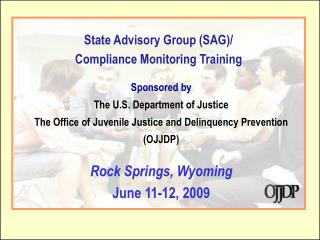 State Advisory Group SAG